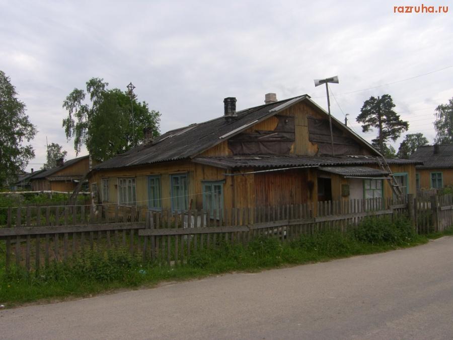 Деревенский дом с интерьером