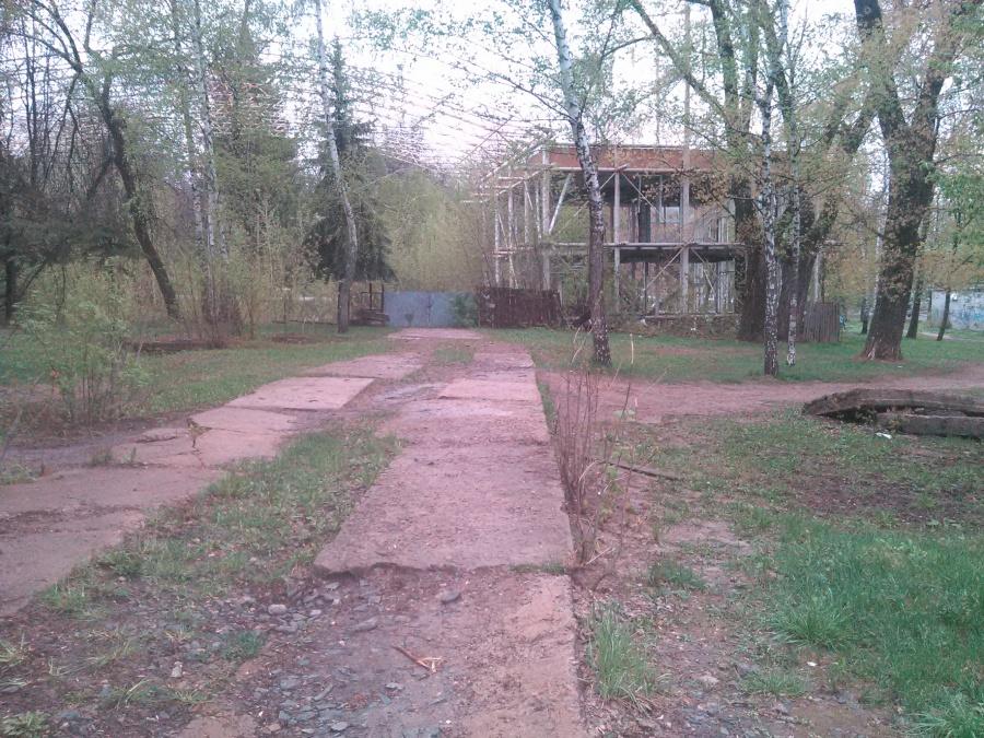В Курске благоустроят парк имени Дзержинского